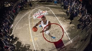 1v1 basketball on Alcatraz - Red Bull King of the Rock Finals 2013