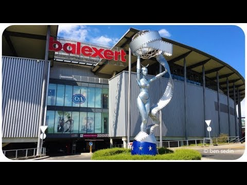 Balexert Shopping Mall - Geneva, Switzerland