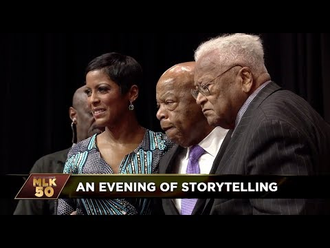 4.4.18: #MLK50: An Evening of Storytelling live from Memphis