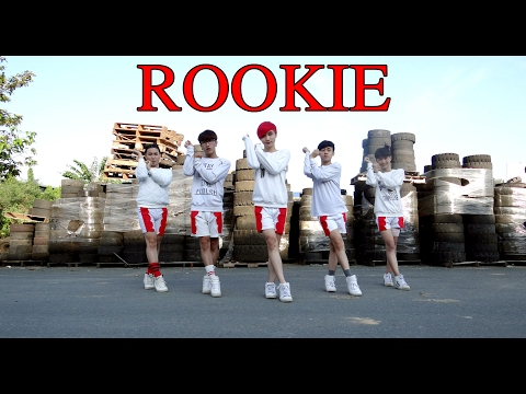 Rookie - Red Velvet (Dance Cover) by Heaven Dance Team from Vietnam
