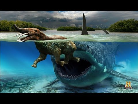 National Geograpihc - Terrifying Prehistoric Sea Monsters -