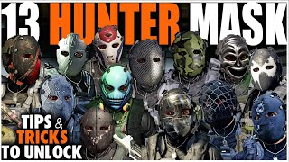 HOW TO UNLOCK ALL 13 SECRET HUNTER MASK IN THE DIVISION 2 WARLORDS OF NEW YORK - TIPS AND TRICKS