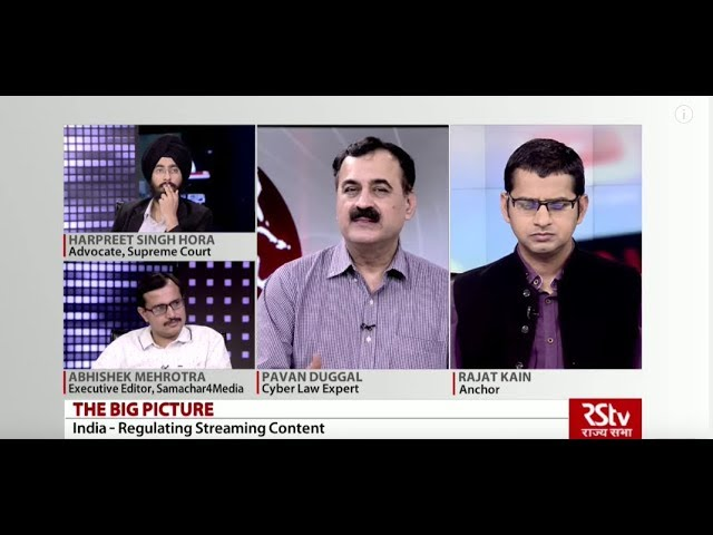 The Big Picture: India – Regulating Streaming Content