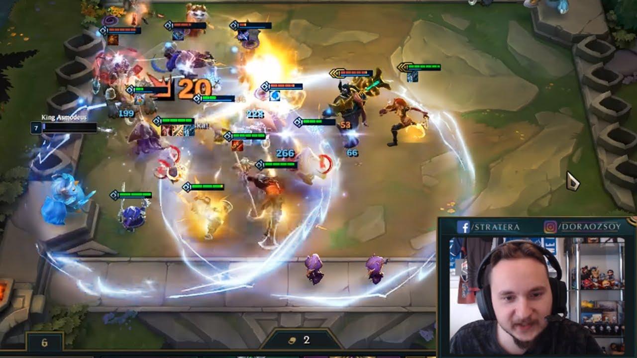 TS : EN GERGİN MAÇIM | Taktik Savaşları Videosu