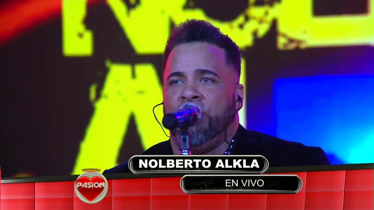 Nolberto y al k la en vivo en Pasion de  Sabado 29 7 2017 parte 2
