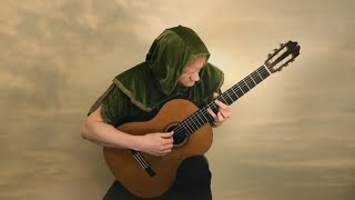 Zelda Twilight Princess - Trailer Theme & Midna's Theme (Acoustic Classical Guitar Cover)