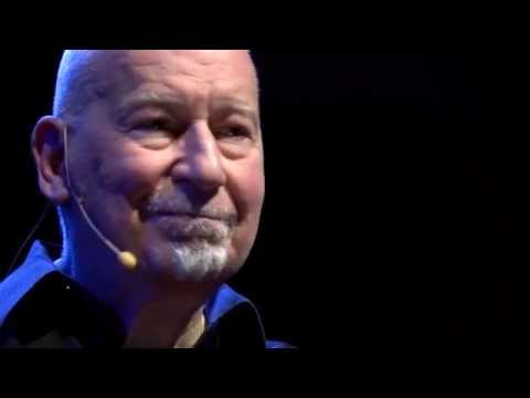 If you do it right, it, and you, will live forever: George Lois at TEDxThessaloniki