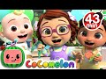 Stick To It Song + More Nursery Rhymes & Kids Songs - CoComelon