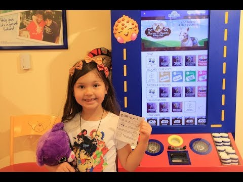Adorable Build A Bear Shopkins and Scavenger Hunt!!