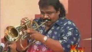 WESTREN JAZZ and SOUTH INDIAN mix instrumental show LIVE on Ktv ARRANGER (Jeevan Thomas)