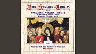 """J.S. Bach: Lobet Gott in seinen Reichen, BWV 11 (Ascension Oratorio) - 7. Rezitativ: """"Und da..."""