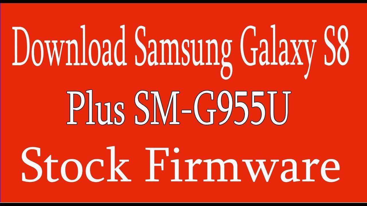 Sm G955u Firmware