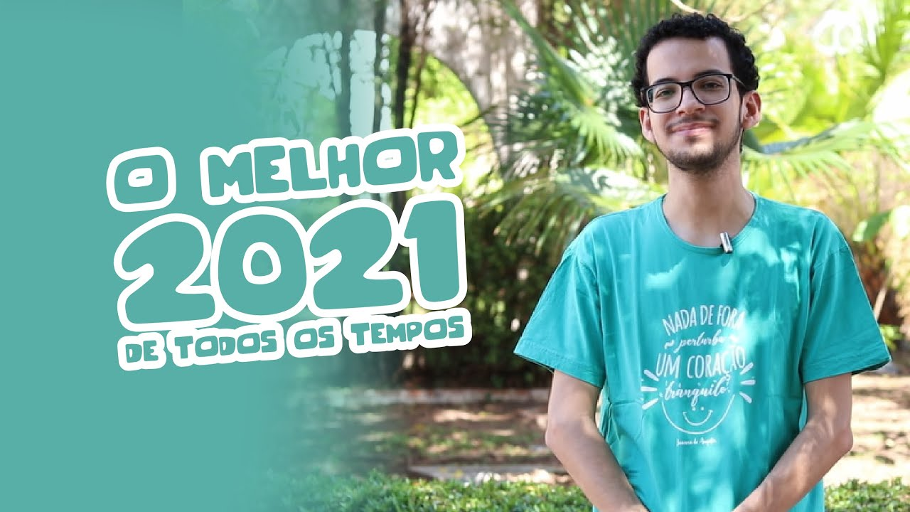 O MELHOR 2021 DE TODOS OS TEMPOS - THIAGO TOLEDO