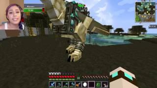 """SCARAB GEM"" Minecraft Oasis Ep 162"
