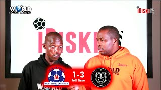 Maritzburg United 1-3 Orlando Pirates | I Spoke To Dlamini This Morning | Junior Khanye