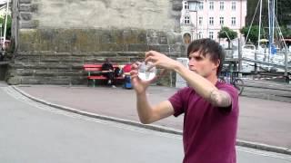 Robert Jung Künstler-Glaskugel