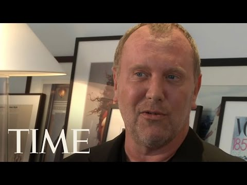 TIME Magazine Interviews: Michael Kors