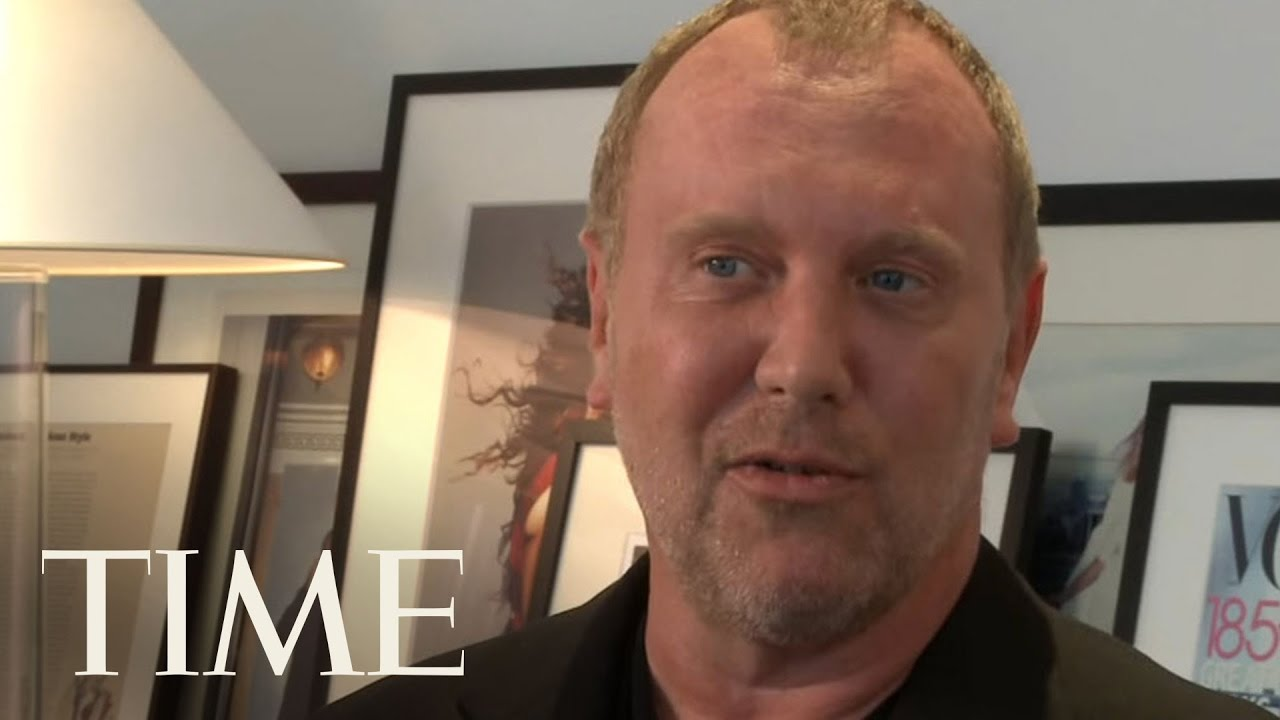 f0446fff39f3 TIME Magazine Interviews  Michael Kors - YouTube