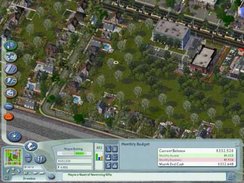 Sim City 4: Building A Region From The Ground Up Part 8
