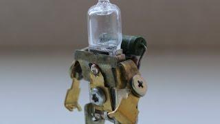 Робот своими руками №3 (сувениры)