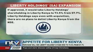 Liberty Holdings seeks 84.2M additional shares of Liberty Kenya