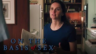 On the Basis of Sex|This Is Sex Based Discrimination|Film Clip| Own it now on Blu-ray, DVD & Digital