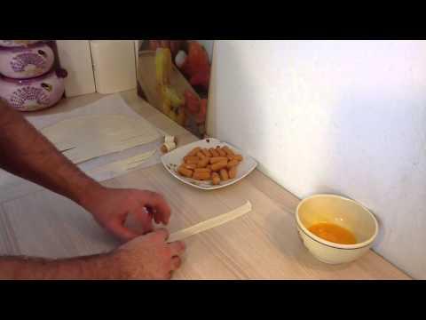 feuilletés-de-saucisses-apéritives---roulés-à-la-saucisse