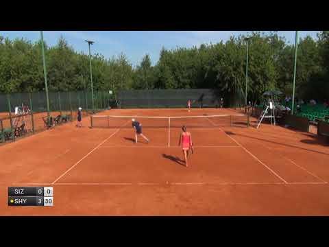 Sizikova Yana v Shymanovich Iryna - 2017 ITF Moscow