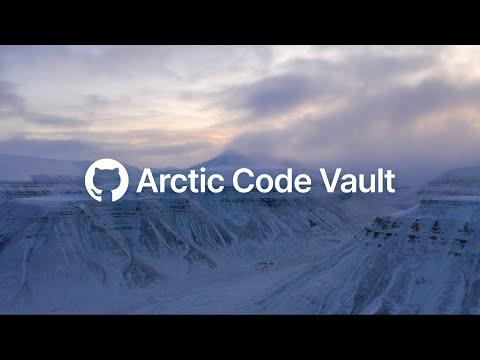GitHub Arctic Code Vault
