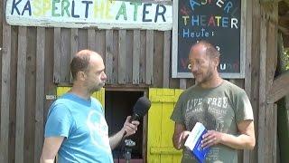 """Staatsverweigerer? Gedankenverbrecher? ..."" | Freeman Joe Kreissl bei Klarsehen.TV"
