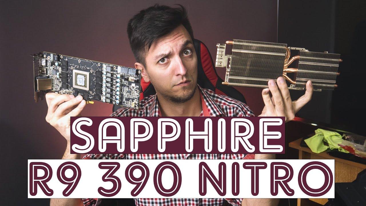 Sapphire Radeon R9 390 11244-01-20G – купить видеокарту