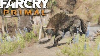 Far Cry Primal Snowblood Wolf Hunt / Boss Fight