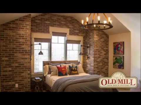 Brickweb Thin Brick Made Easy Old Mill