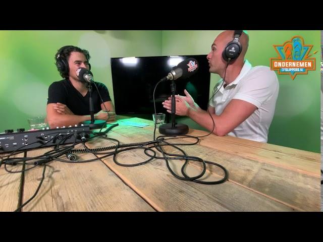 Slippertje 21: Van schoolverlater tot succesvol ondernemer met Vasco Rouw