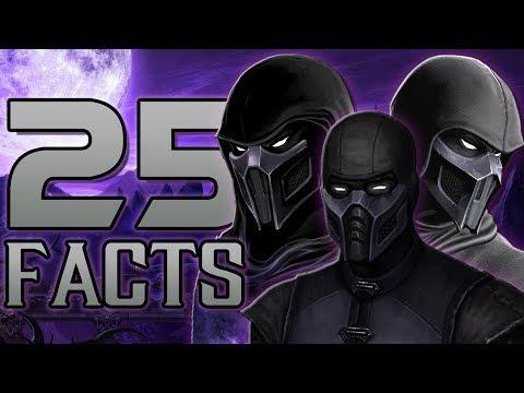 25 Facts About Noob Saibot From Mortal Kombat That You Probably Didn