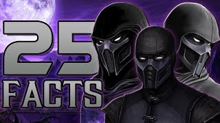 25 Facts About Noob Saibot From Mortal Kombat That You Probably Didn't Know! (Elder Sub-Zero) | MK11