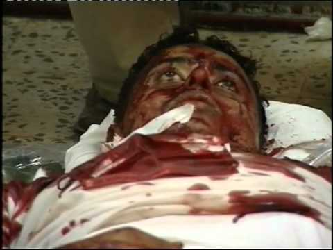 Full video of the Sanaa  massacre on the  19 09 2011 PART 1
