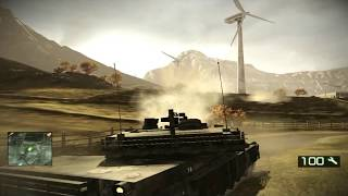 Battlefield Bad Company 2   Mission 5 Heavy Metal  Walkthrough Part 7 Gameplay
