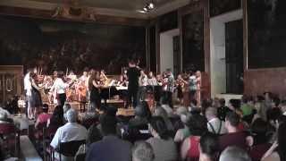 T. Albinoni: Sinfonia G-Dur: Allegro ; Rondo GRAZioso 2014