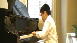sonata in d minor no 25 domenico cimarosa by nixon chan 9 yrs old