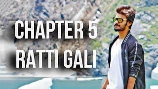 Saad visits Kashmir Chapter #5 | VLOG Xiaomi Mi Mix 2s | Final Chapter Ratti Gali, Neelum Valley ❤️