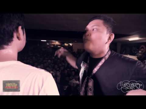FlipTop - Shehyee vs Pistolero @ Isabuhay 2015