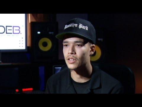 Brooklyn Park rapper praises hometown in his music.