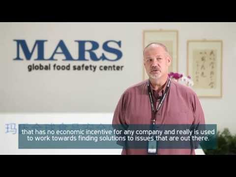 Mars Global Food Safety Center – Interview with Robert Baker