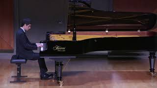 Performance Forum, Sonata No. 7 for Piano in B-flat Major, Op. 83