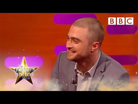 Daniel Radcliffe and James McAvoy on meeting  – The Graham Norton : Episode 9 – BBC