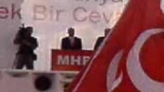 MHP Dr. Devlet Bahceli