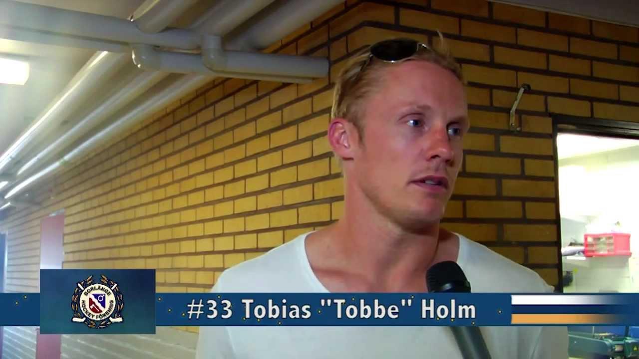 Download Tobbe Holm efter match mot Åkers 120819