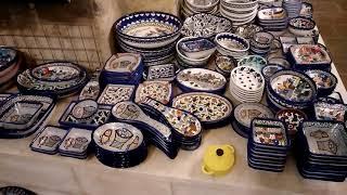 Обзор магазина сувениров в Иерусалиме