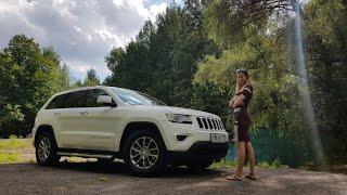Хотел Мерс, Но Не Хватило. Jeep Grand Cherokee. Джип Гранд Черокки